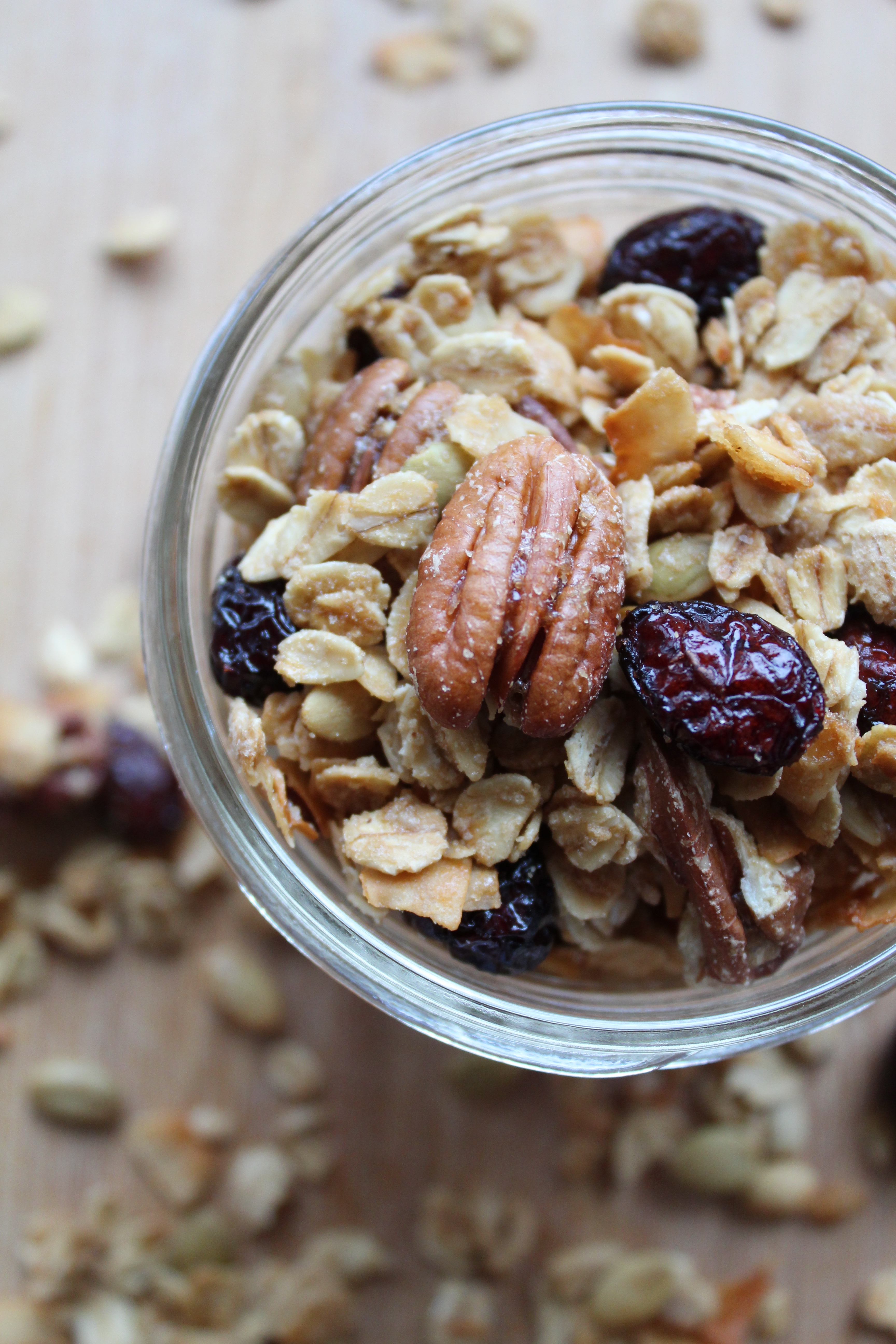 Low FODMAP Eleven Madison Park Granola